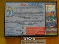 1 ASTERIX e OBELIX Super Nintendo SNES & PAL VERSION NEW SEALED VERY RARE TOP