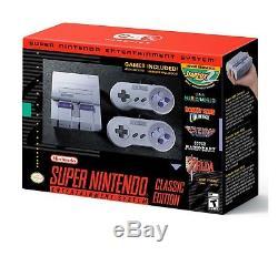 300+ Games Super Nintendo Classic SNES Console Mini Edition Entertainment System