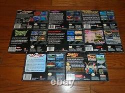 8 SNES Shmup Shoot-em-up games Axelay Un Squadron Choplifter III Super Nintendo