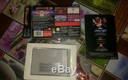 Aero Acrobat 2 Super Nintendo Snes Versione Pal Completo