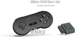 Analogue Super NT hdmi console with controller compatible with Nintendo SNES