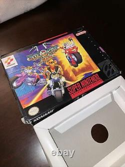 Biker Mice From Mars SNES Super Nintendo Box Only No Game
