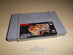 Breath of Fire Complete SNES Super Nintendo BoF CIB Game 1 Original