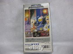 CAPTAIN COMMANDO Super Famicom Nintendo SNES SFC Japan Video Games