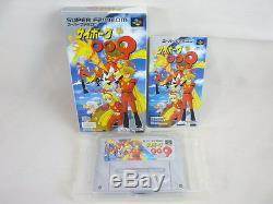 CYBORG 009 Ref/bcb Super Famicom Nintendo sf