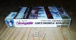 Castlevania Dracula X Akumajou Dracula XX Super Famicom Nintendo SNES COMPLETE