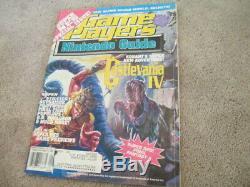 Castlevania IV 4 (Super Nintendo SNES) Complete CIB with Poster + Magazine NM
