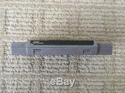Chrono Trigger SNES Original Super Nintendo Game Cartridge squaresoft AUTHENTIC