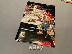 Chrono Trigger Super Nintendo Complete CIB SNES