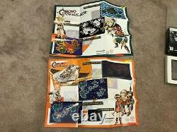 Chrono Trigger (Super Nintendo SNES) Complete CIB with Posters + Ads COLLECTOR