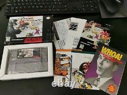 Chrono Trigger Super Nintendo SNES NTSC US Version Complete all Inserts