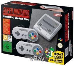 Classics Minis (Super-Nintendo-Entertainment-System new original product!)