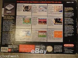 Console Super Nintendo Mario World Console Snes Pack Super Mario World Complete