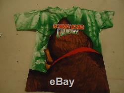 Donkey Kong Country 1 Super Nintendo SNES Promotional T-Shirt Promo Shirt RARE