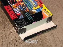 Donkey Kong Country 3 Super Nintendo Snes Complete CIB Authentic