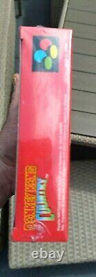 Donkey Kong (Super Nintendo SNES) NEU VERSIEGELT. PAL Version