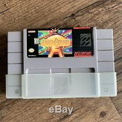 EarthBound SNES Game And Strategy Guide Authentic Super Nintendo