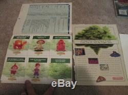 EarthBound (Super Nintendo SNES) Complete CIB with Scratch n Sniff + Magazine Ad