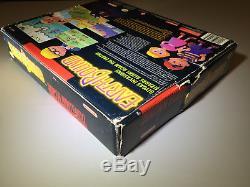 EarthBound on super nintendo snes complete original CIB box strat. Guide game