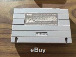 Earthbound (Super Nintendo, SNES) Authentic - Complete - with Scratch'N Sniff