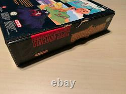 Earthbound Super Nintendo SNES Game Complete In Box Very Good