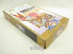 FINAL FIGHT TOUGH Brand NEW Super Famicom Nintendo Free Shipping Japan Game sf