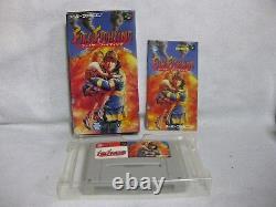 FIRE FIGHTING Super Famicom Nintendo Video Games Japan SNES