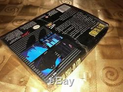 Factory Sealed Y Seam Out of This World (Super Nintendo Entertainment System)