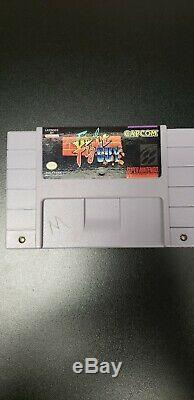 Final Fight Guy (Super Nintendo Entertainment System, 1992)