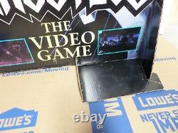 Gargoyles 1995 Goliath SNES Genesis Standee Video game store display 31x45 2side