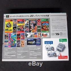 Genuine Brand New Japan SFC SNES Super Nintendo Famicom Classic Edition Mini