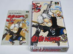 Go Go Ackman 3 Super Famicom Japan