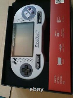 HYPERKIN SUPABOY S Portable Pocket SNES Console Handheld Super Nintendo