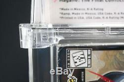 Hagane Final Conflict Super Nintendo SNES Wata Graded 6.0 CIB Complete in Box