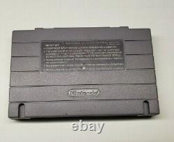 Hagane The Final Conflict SNES Super Nintendo Cart Only Authentic NTSC