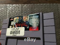 Hagane The Final Conflict (Super Nintendo, SNES) Authentic cart - Tested