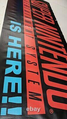 Help Ida family! SNES Super Nintendo Vintage Style Display Banner