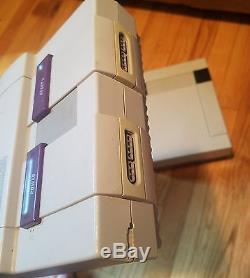 Huge Man Cave Nintendo Lot- Ready 2 Play Original, 64, Super (snes), Gamecube