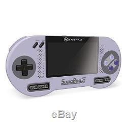Hyperkin SupaBoy S Portable Pocket Super Nintendo SNES Retro Game Console
