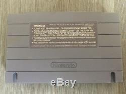 Illusion of Gaia Super NES Nintendo SNES USA in Box USA NTSC Tested