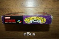 Jeu Battletoads In Battlemaniacs Super Nintendo SNES en boite complet