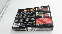 Jeu Super Nintendo SNES Breath of Fire II 2 complet