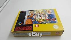 Jeu Super Nintendo SNES Dragon Ball Z Hyper Dimension complet