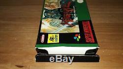 Jeu Super Nintendo SNES Hagane sans notice
