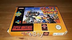 Jeu Super Nintendo SNES Wild Guns complet