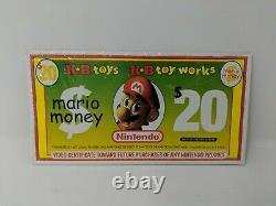 KB Toys Super Nintendo 64 N64 SNES Promo Promotional Store Display Rebate VTG