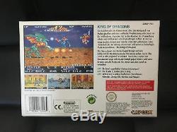 KING OF DRAGONS Super Nintendo SNES gebraucht mit OVP PAL RAR