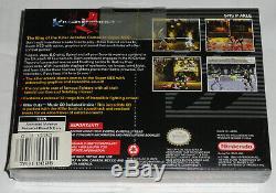 Killer Instinct Super Nintendo SNES Brand New! Factory Sealed
