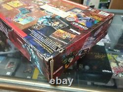Killer Instinct Super Nintendo SNES Console Complete Box 1chip