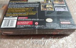 Killer Instinct Super Nintendo SNES with Rare Game Cards (Sealed, New)